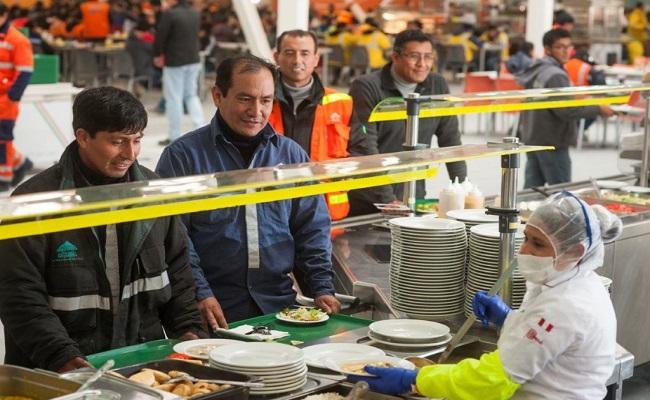 Comedores de personal alimentacion saludable para elevar la productividad laboral