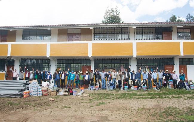 Yanacocha mejorara sistemas de agua potable en poblado Rio Grande