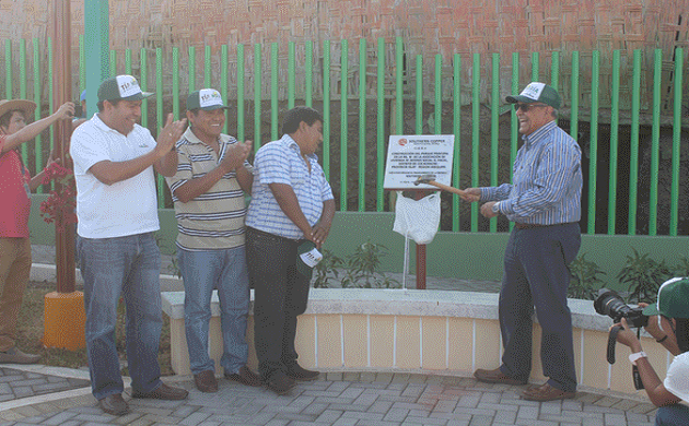 Arequipa Tia Maria apoya en construccion de parque