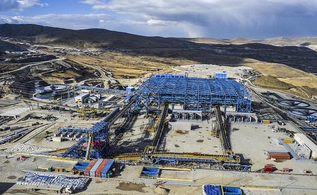 BCP Inversion minera crece a tasas de 2 digitos por sexto trimestre consecutivo