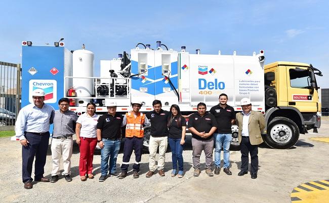 Camiones lubricadores de alta capacidad cambian tendencia en mineria