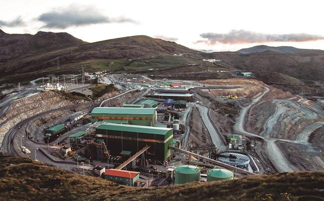 Cerro Corona Estudio de factibilidad para convertir tajo en relavera proximo a concluirse