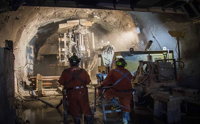 Codelco empieza la extraccion de mineral en Chuquicamata Subterranea