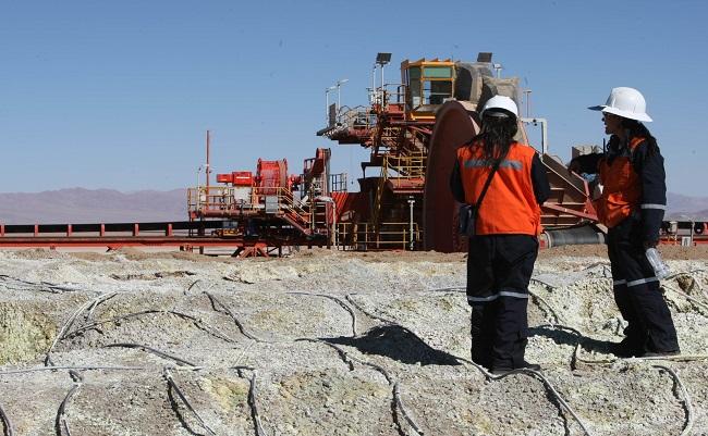 Downing Teal Brecha de genero en mineria se ira reduciendo