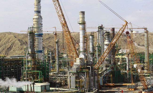 Gas y petroleo proyectos sumarian US$ 9.735 millones en los proximos dos anos