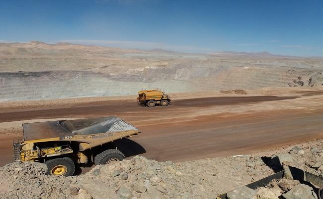 Inversiones mineras en Peru para el periodo 2018-2022 superan a las de Chile