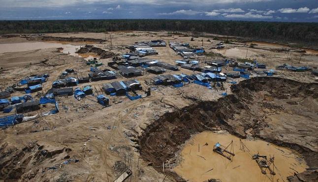 La Pampa Que acciones comprende el plan contra la mineria ilegal en esta zona