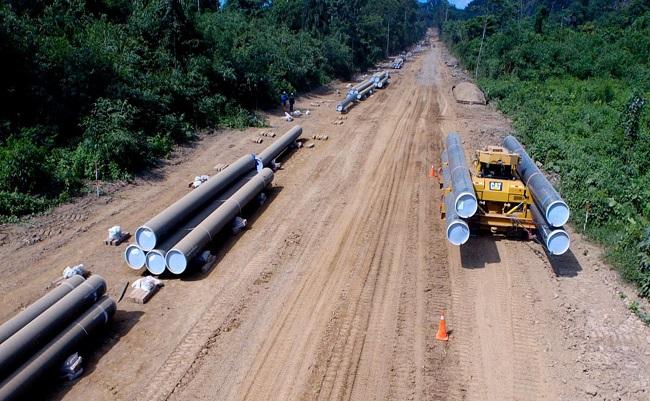 MEM En 2021 se podria adjudicar el proyecto del gasoducto al sur