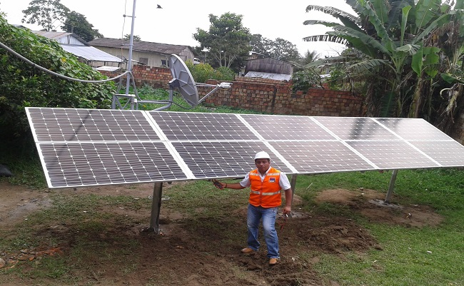 MEM Iquitos tiene potencial para generar energia solar