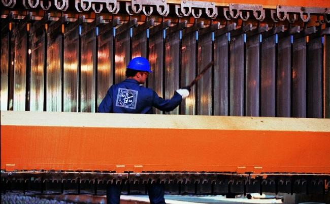 Mina en Arequipa eleva su produccion de plomo y zinc durante periodo enero marzo