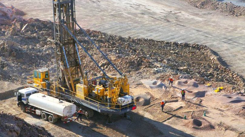 Nexa Resources inicia agresivo programa de perforacion en Canon Florida