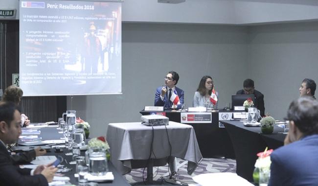 Peru y Chile intercambiaran metodologias aplicadas al sector minero}
