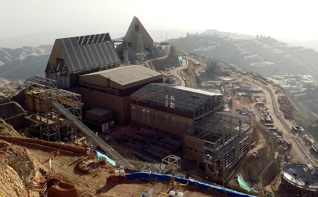 Toquepala Southern afirma que expansion aumentara en 52 la produccion de cobre de la mina