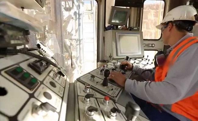 Como la tecnologia esta cambiando los empleos mineros en Australia