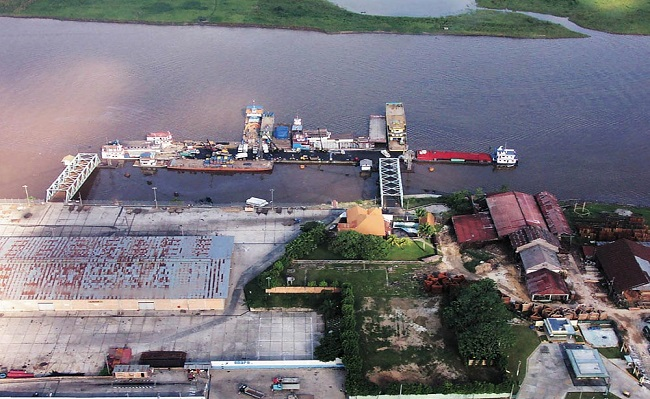 En febrero del 2020 estara listo estudio para modernizar el Terminal Portuario de Pucallpa