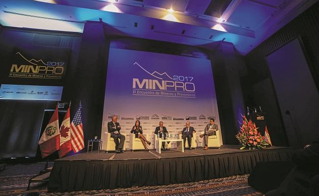 Hoy se inaugura el VII Encuentro de Mineros y Proveedores en el hotel Westin
