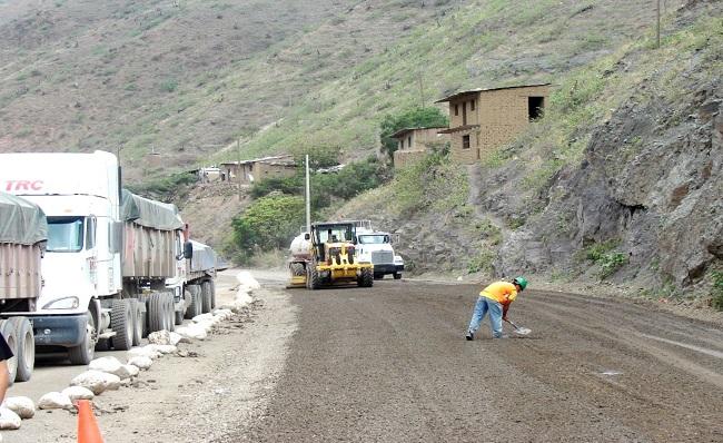 Invertiran mas de S172 millones en ejecucion de via Bambamarca El Maranon
