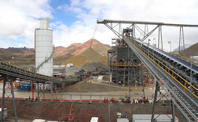 Mineras ejecutaron el 59 de sus inversiones en nuevos proyectos