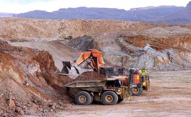 Mineria represento casi el 10 del PBI y el 61 de las exportaciones 2018