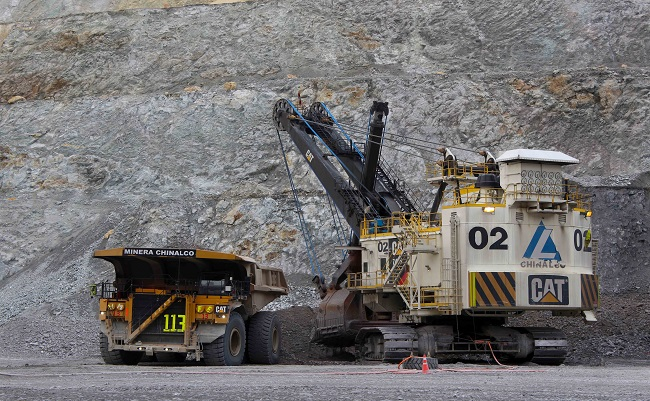 Sector minero registro US$ 4,947 millones de inversion durante el 2018