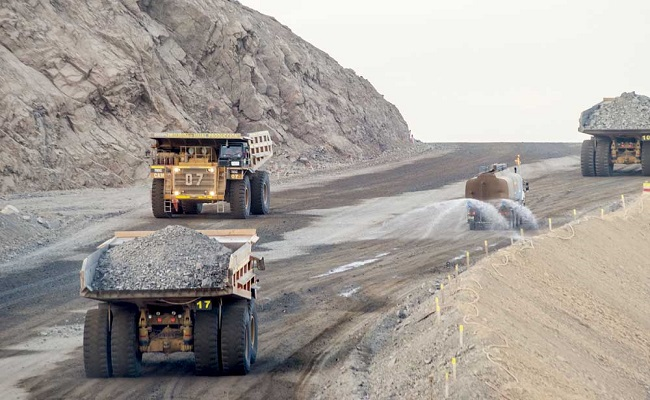 Shougang lograria en el 2020 meta de duplicar produccion de hierro en Ica