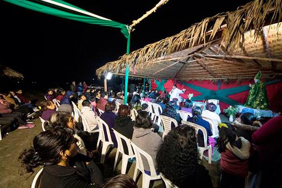 Antamina auspicia celebraciones en puerto Huarmey