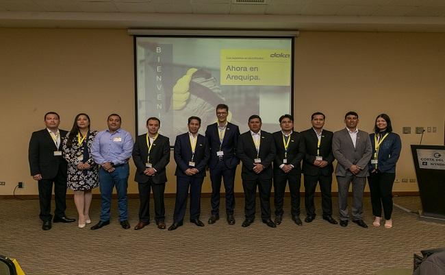Doka Peru abre nueva sucursal en Arequipa