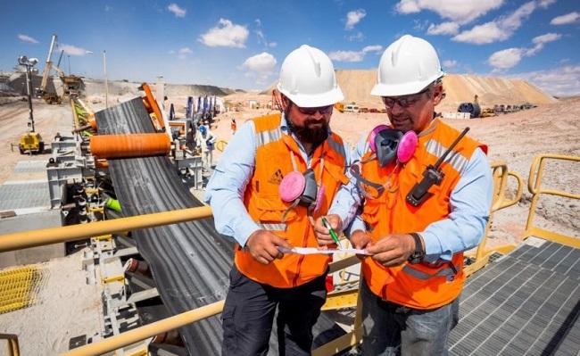 Empleo interanual en mineria crece 5.4 en mayo