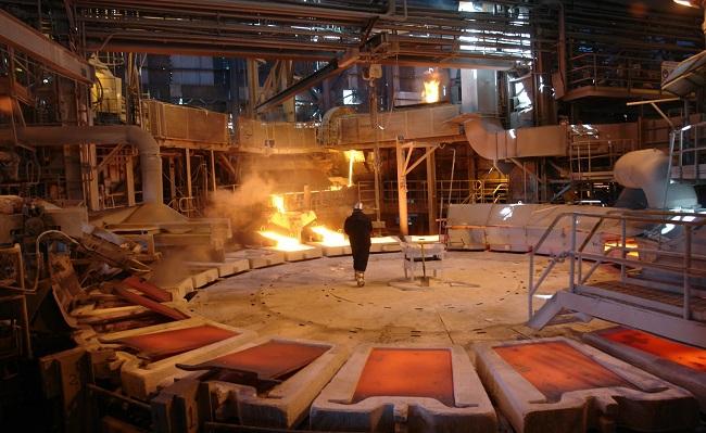INEI Crece la produccion de plomo, hierro, molibdeno, estano y cobre en mayo