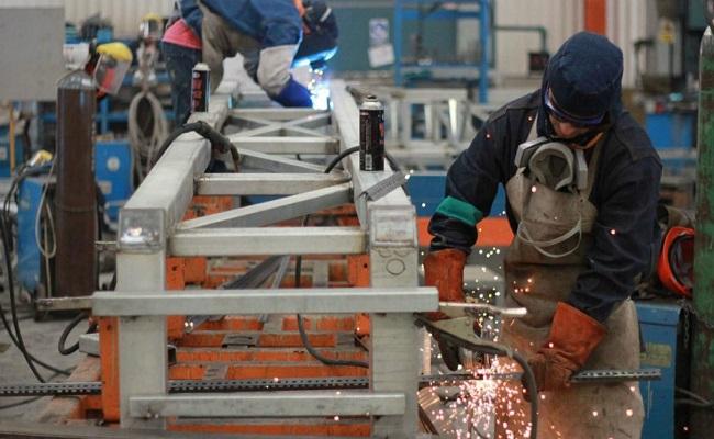 Industria creceria 3 este ano, preve el Ministerio de la Produccion