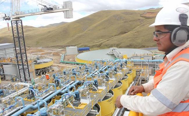 Inversiones mineras crecen 26.5 de enero a mayo con impulso de Anglo American y Marcobre