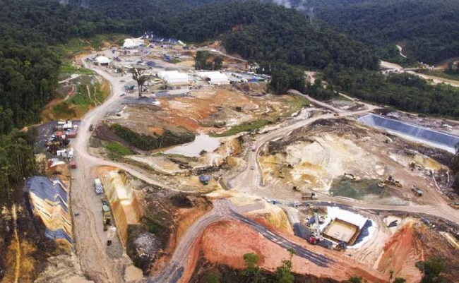 Lundin Gold inicia la mineria de la primera estaca de produccion en Fruta del Norte