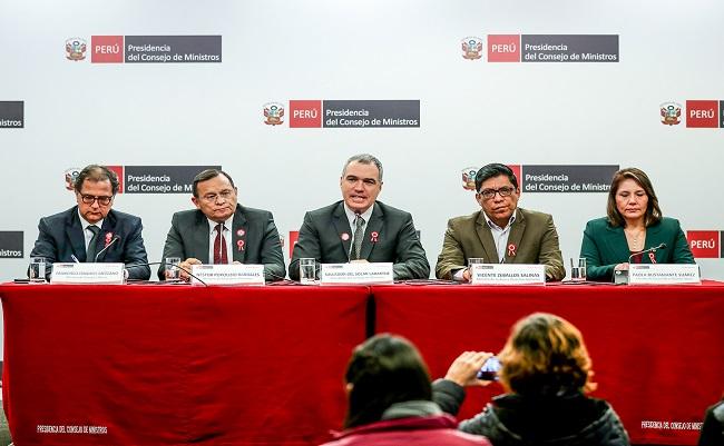 Minem reitera compromiso de seguir trabajando por el desarrollo integral de Arequipa