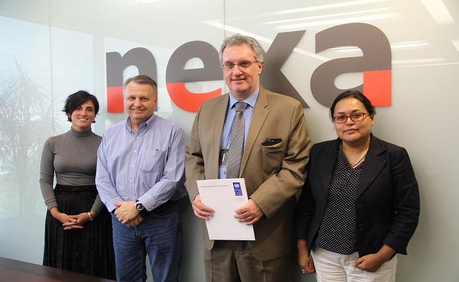 PNUD y Nexa firman alianza de cooperacion a favor de comunidades