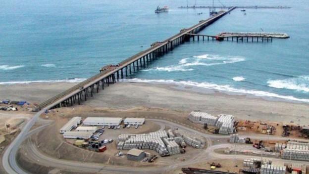 Senace volvera a evaluar estudio de impacto ambiental de puerto de Pisco