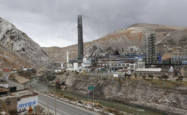 Minem apoyara adjudicacion del Complejo La Oroya a sus trabajadores