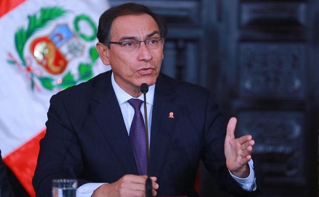 Presidente Vizcarra El proyecto minero Quellaveco si garantiza el cuidado ambiental