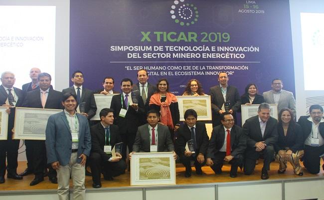 SNMPE otorga premio a la innovacion tecnologica 2019