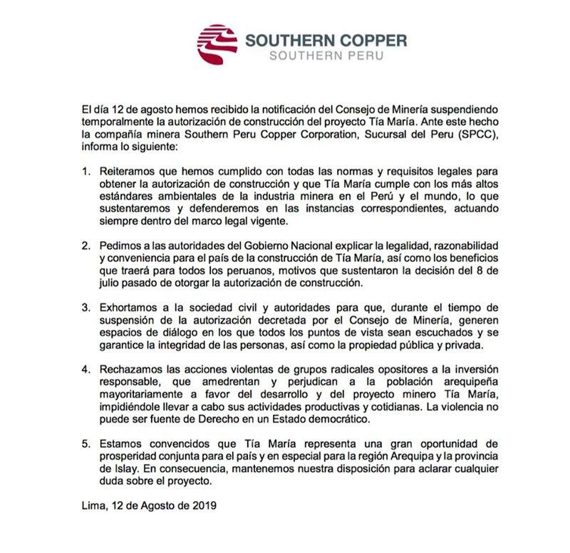 southern-comunicado