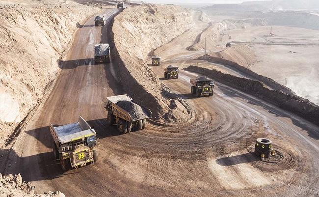 Chile prefactibilidad de Fenix Gold contempla extraccion de 20,000 toneladas diarias de mineral