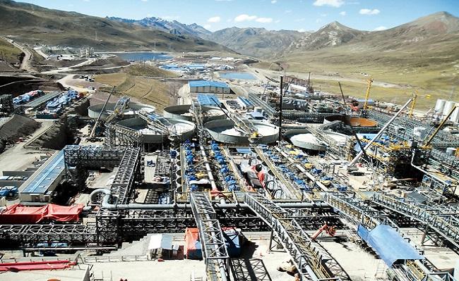 Con US$170 millones Chinalco lidera inversiones en planta beneficio