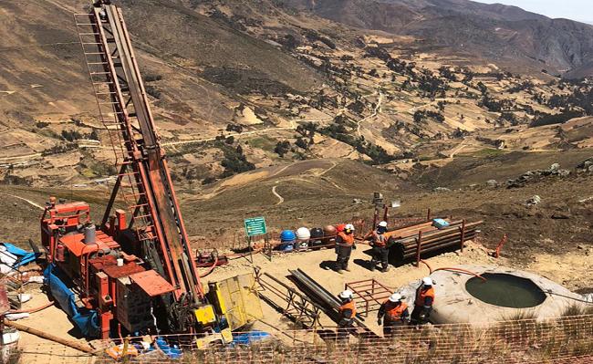 ancash Chakana localiza inesperada huella mineralizada en proyecto Soledad