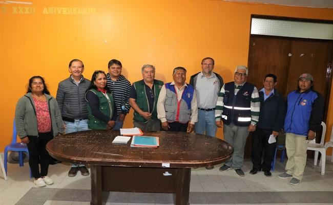 Arequipa instala Comite de Vigilancia para un Mineria Sostenible