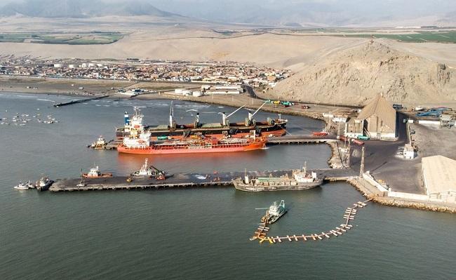 Este mes se iniciarian obras del resto de las fases 1 y 2 del Puerto de Salaverry