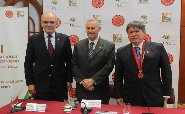 Promoveran la investigacion y desarrollo minero en CONAMIN 2020