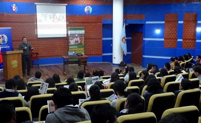 Yanacocha ejecuta alternativas para promover negocios sostenibles