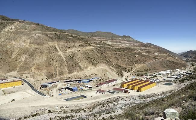 Anglo American construccion de Quellaveco presenta un 35 de avance