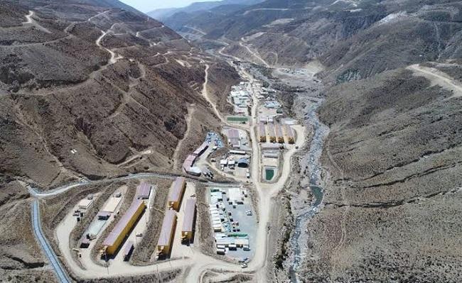Anglo American generara energia electrica en Quellaveco por tiempo indefinido