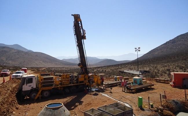 Arequipa Camino aumenta en dos anos las perforaciones en Los Chapitos