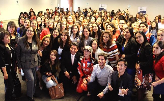 Autoridades y lideres empresariales promueven el empoderamiento de la mujer Cajamarquina